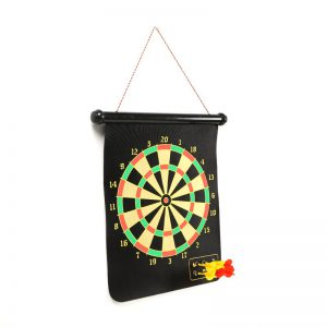 Magnetic Roll Up Dartboard