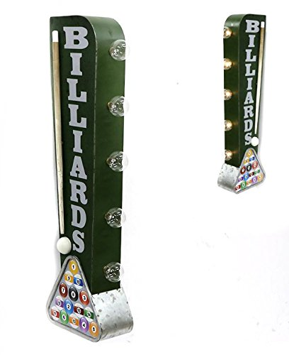 Billiards Neon Sign (2)