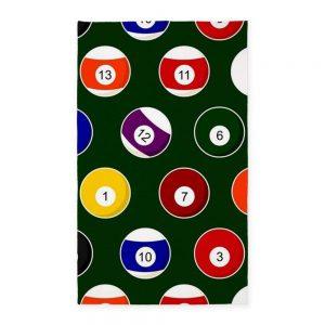CafePress Billiards Rug