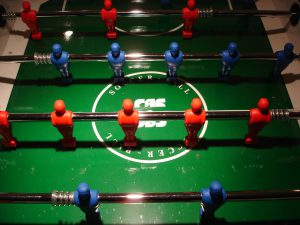 How to Foosball video