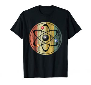 Atom Billiards T-Shirt