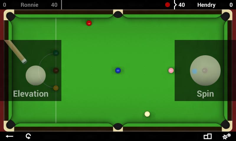 Snooker App