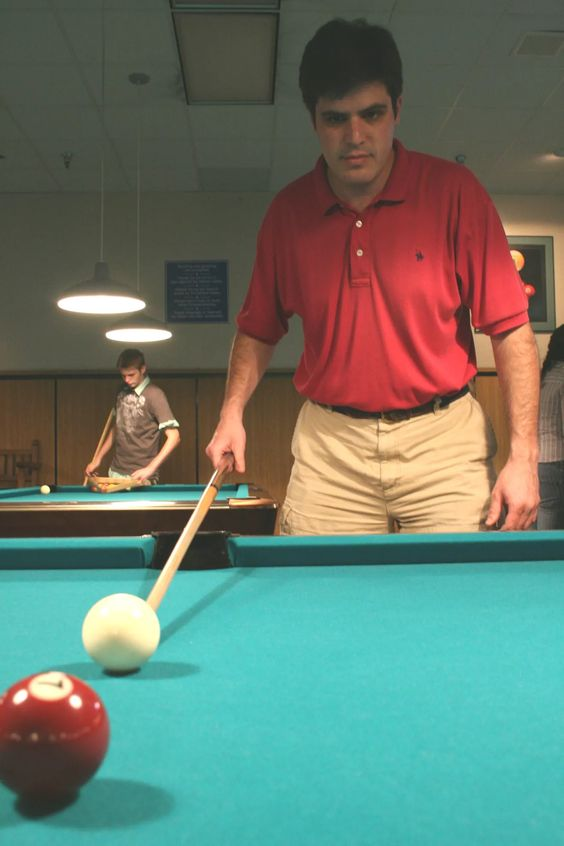 The Pool Stance - THE BILLIARDS GUY
